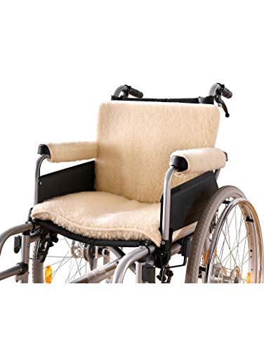 Schurwolle-set (K & N Schurwolle Schurwoll Rollstuhl Set)