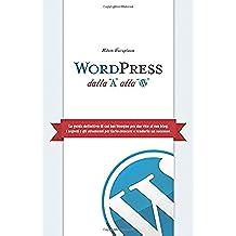 Wordpress dalla A alla W