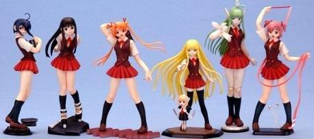 or-konami-figure-collection-mahou-sensei-negima-box-japan-import