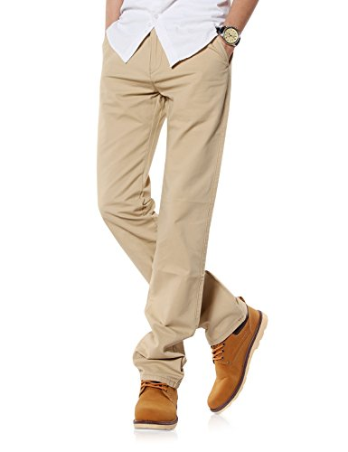 Demon & Hunter 900X Classic-Fit Seires Man Chinese Trousers DH9003 (36)