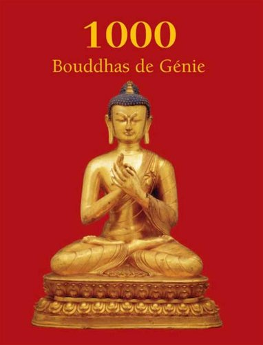 1000 BOUDDHAS DE GENIE par Thomas william rhys Davids