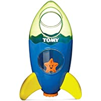 TOMY Toomies Fountain Rocket Bath Toy - Suitable From 1 year - ukpricecomparsion.eu