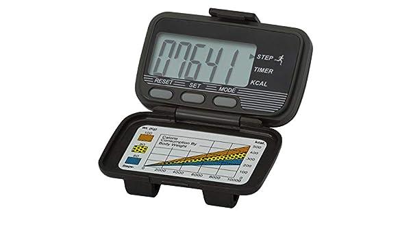 Entfernungsmesser Für Jogger : Energetics schrittzähler myfitness schwarz anthrazit one size
