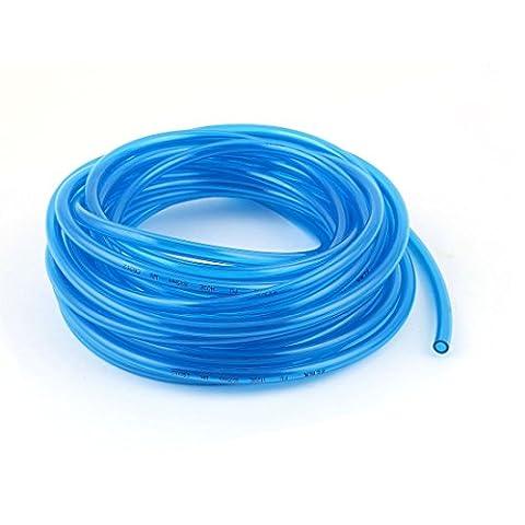 10M 10,1 m Long 8mmx5mm Pneumatique Air Tube PU Durite Bleu
