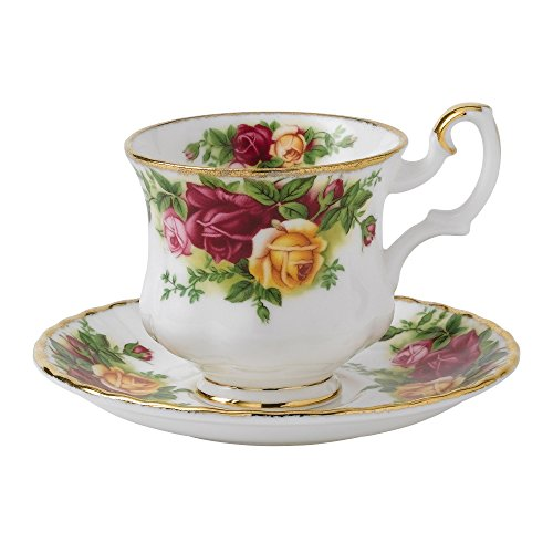 0.15 ltr Kaffee Tasse Old Country Roses Bone China