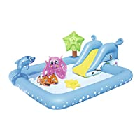 Bestway 94 x 81 x 34-inch Fantastic Aquarium Play Pool