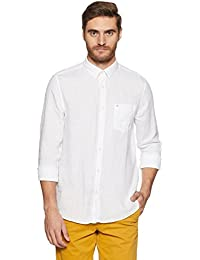 8ffdb0e2 Linen Men's Casual Shirts: Buy Linen Men's Casual Shirts online at ...