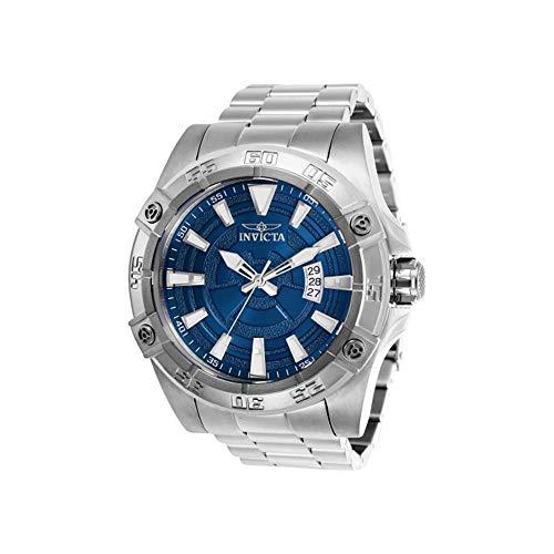 Invicta Pro Diver Herren-Armbanduhr Armband Edelstahl Automatik Analog 27015
