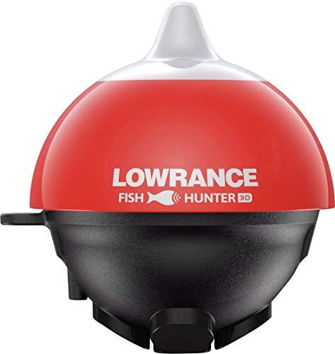 Lowrance 000-14240-001 Mobiler Fishhunter 3D schwarz/orange (Lowrance-5 Gps)