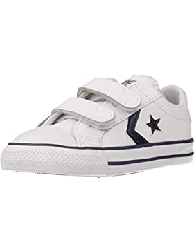 Converse Lifestyle Star Player 2v Ox, Zapatillas Unisex niños