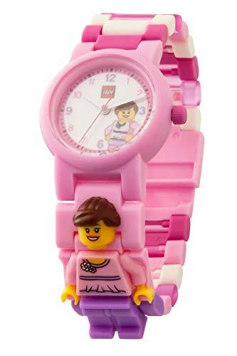Lego Reloj Análogo clásico para niñas de Cuarzo con Correa en Plástico 8020820