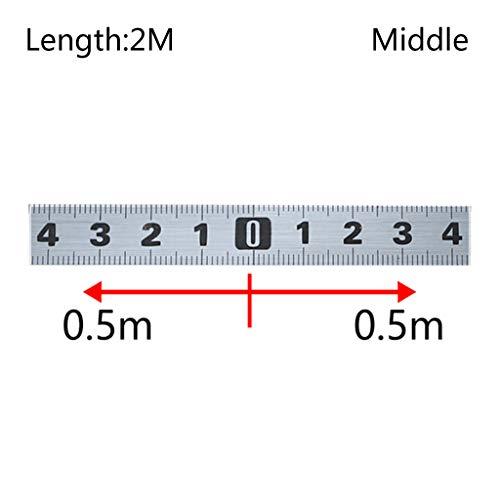 Cinta métrica métrica de 1 m a 5 m