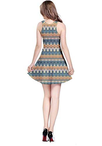 CowCow - Robe - Femme coloré Turquoise