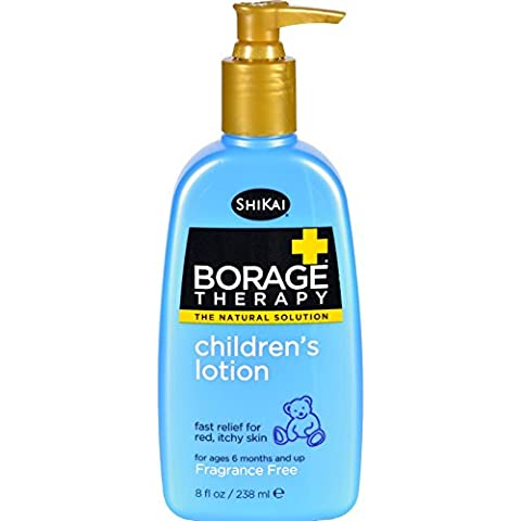 Shikai Products Borage Children's Lotion 235 ml (Lotionen)
