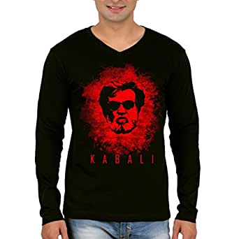 Geefasion tshirts-Set of 1-Men V-Neck Tshirts-Kabali tshirts