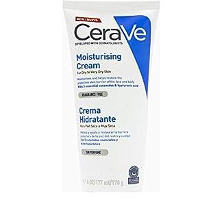 CERAVE CREMA HIDRATANTE 177ML FRAGANCE FREE