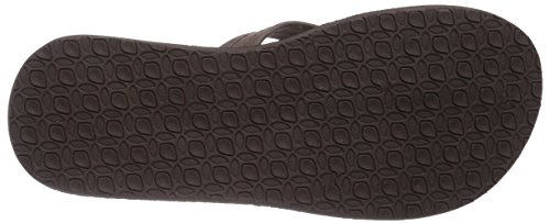 Reef Heathwood, Tongs femme Marron (Brown)