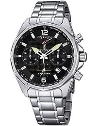 Festina Herren-Armbanduhr Chronograph Quarz Edelstahl F6835/4