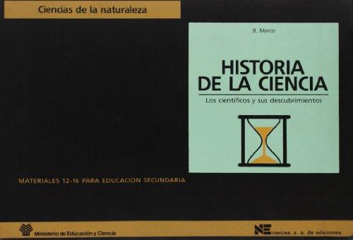 Historia de la Ciencia: Sorpresa y creatividad en los descubrimientos científicos (Materiales 12/16 para Educación Secundaria)