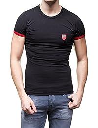 EMPORIO ARMANI Tee shirt manches courtes - 111035 5A510 - HOMME