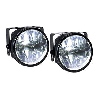 Devil eyes 610767 2-in-1 LED Nebelscheinwerfer mit LED Tagfahrlicht  Universal, E-geprüft und Eintragungsfrei
