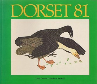 Dorset Cape Dorset Graphics Annual