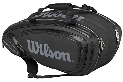 Wilson Erwachsene Backpack Tour V Large RD, Rot, 76 x 30.5 x 33 cm, 76 Liter, 0887768377830
