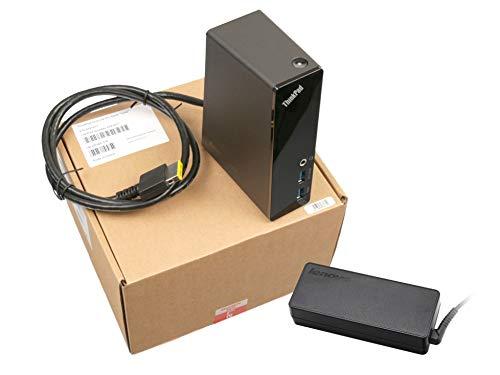 Lenovo DU9033S1 Original OneLink Docking Station inkl. Netzteil (90W)
