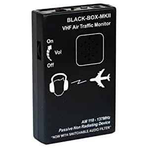 Black Box Mkii VHF Multi Stage Filter AIR Traffic Monitor