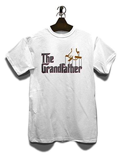 Grandfather T-Shirt Weiß