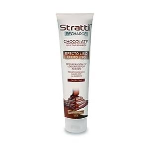 tratamiento de keratina: Stratti Chocolate - Carga de Keratina Efecto Liso - 150 ml