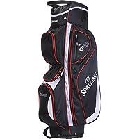 Spalding CB Golftasche, 24 cm, Schwarz