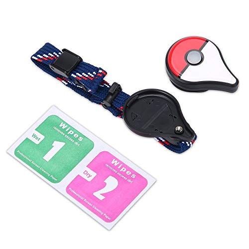 Peanutaod Kompatibles Armband für Pokemon go Plus Armband Armband gerät für ios für Android interaktive Figur Spielzeug X-link-cell Bluetooth
