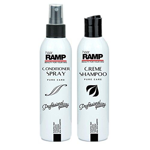 HaarRamp Perücken-Pflege Set - (Perückenpflege)