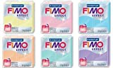 FIMO EFFECT Pte Form, backen, Pastell lila