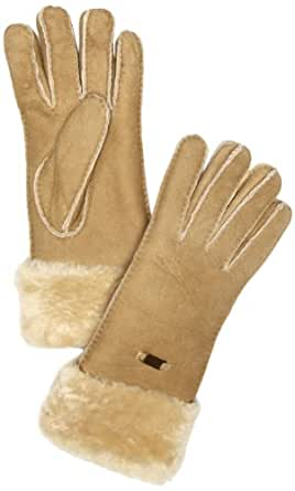Emu Accessoires Damen Handschuh Apollo Bay Glove, Gr. 6.5 (XS/S), Beige (chestnut)