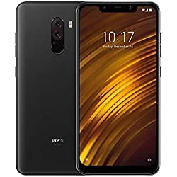 Xiaomi Pocophone F1 Global Version 6.18 Inch 4G Smartphone (6GB + 128GB 5 MP / 12 MP Snapdragon 845 4000 mAh mAh)
