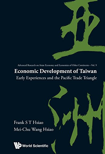 Economic Development of Taiwan:Early Experiences and the Pacific Trade Triangle (Advanced Research on Asian Economy and Economies of Other Continents Book 9) (English Edition)