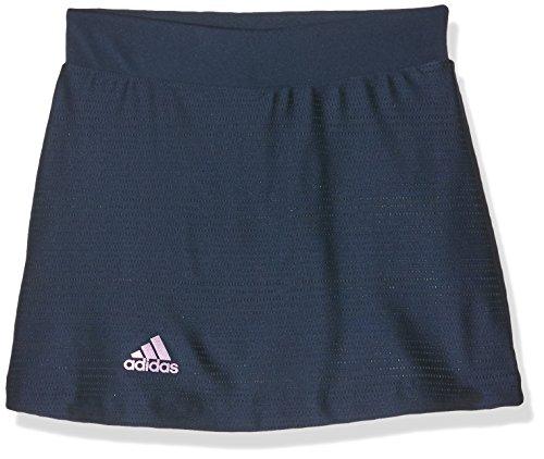 adidas Mädchen Prime Fit Pro Tennisrock, Collegiate Navy, 152 (Pro Adidas Tennis)