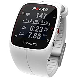 Polar M400 GPS Heart Rate Monitor Watch - One
