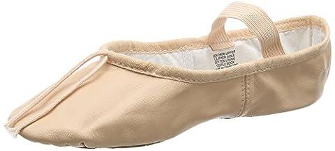 Bloch Arise, Girls' Ballet Shoes, Pink (Nude), 3.5 UK (36 1/2 EU) (US 3.5)