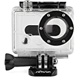 SOONSUN Replacement Underwater Waterproof Housing Case For GoPro HD Hero 1 And Go Pro HD Hero 2 Camera