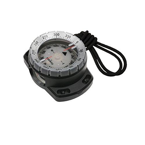 Abenteuertauchen Suunto SK-8 Kompass NH mit Boot- Bungee Halterung
