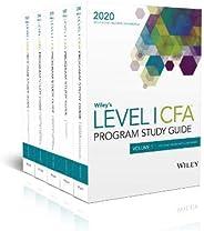 Wiley's Level I CFA Program Study Guide 2020: Complete Set