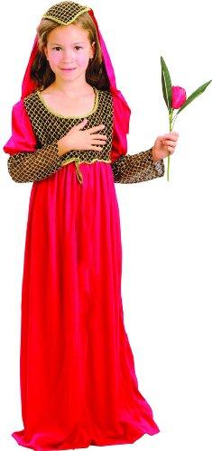 Julia Kostüm für Mädchen (Julia Kostüm Zubehör)