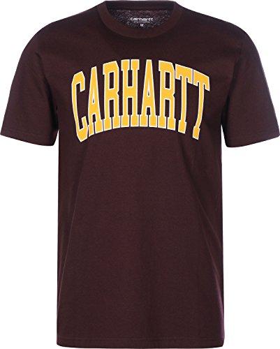 Carhartt S/S Division T-Shirt - I0238621C00 Damson