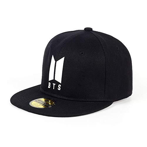 POIUIU Baseballmütze Neue Jungen Stil Vergiss Mich Nicht Stickerei Unisex Baseballmütze Männer Frauen Cap Hüte, A