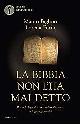 La Bibbia non l'ha mai detto: Perché la legge di Dio non deve diventare la legge degli uomini (Italian Edition)