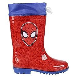 Spiderman Botas de Agua PVC