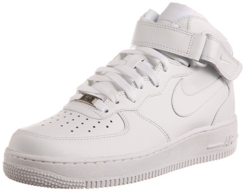 Nike Herren Air Force 1 Mid 07 Hohe Sneakers, Weiß, 49.5